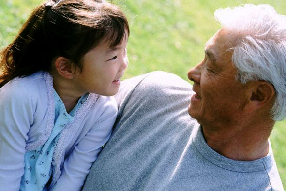 Aging Population Soaring High