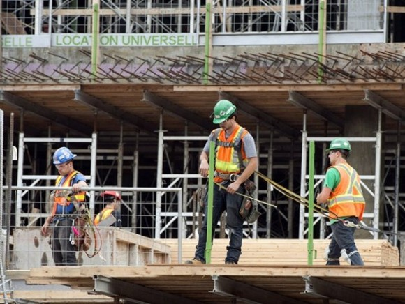 Best 5 countries To Get A Construction Job