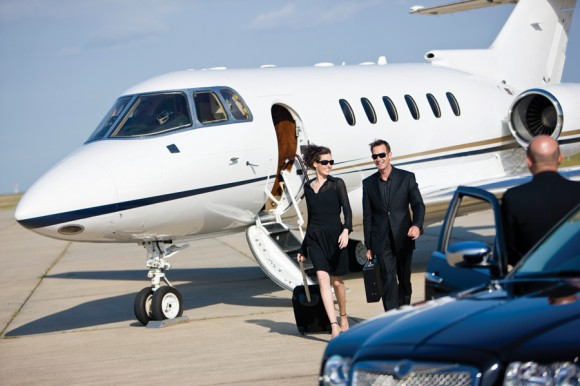 Chartering A Private Jet Beneficial For Business Persons