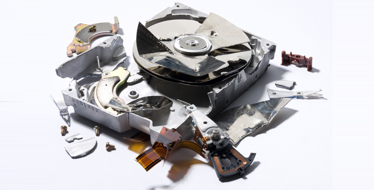 Have You Taken Care Of Destroying Old Hard Drives?
