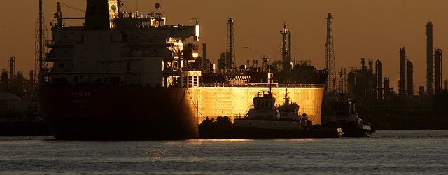 A Brief History Of The Houston Ship Channel