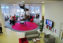 The Benefits Of A North London Office