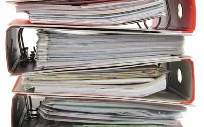 Keeping Track Of The Paper Trail: How Documents Rule Your Life