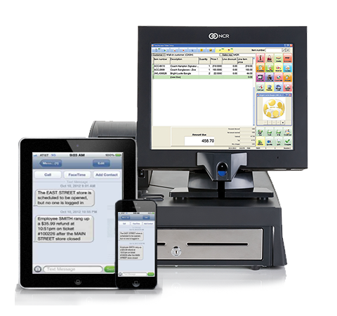 NCR Counterpoint Point Of Sale and Inventory Management