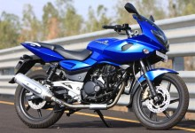 Bajaj Pulsar 220 – The Fastest One