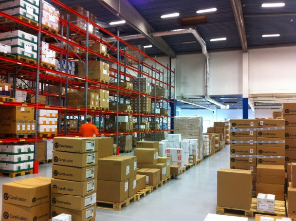 Properly Organized Warehouse Means Effective Management