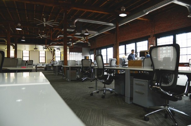 Roads Towards A Healthier Office Environment