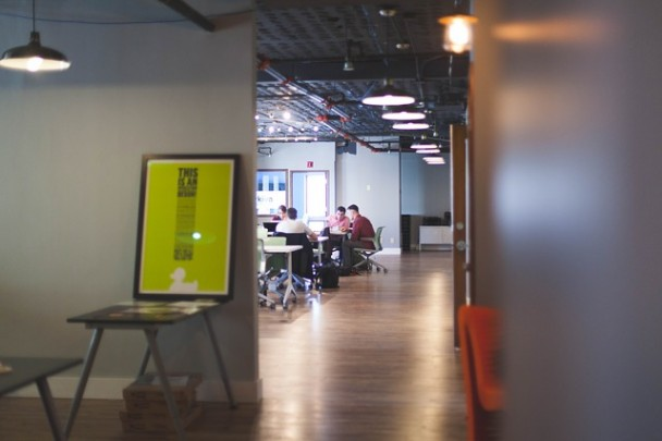 Roads Towards A Healthier Office Environment