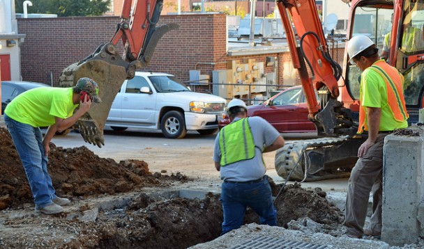 Gas Leak Detection In Commercial Structures