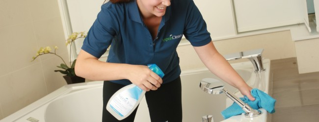 Cleaning Supplies Carry Healthy Atmosphere In Houses