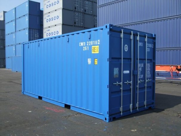 The Nitty-Gritty Of Shipping Container Export
