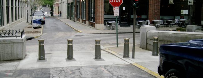 History and Uses Of Traffic Bollards and Barriers