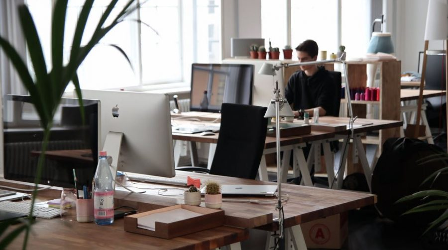 Organized Office: 5 Ways To Keep Your Work Space Clean