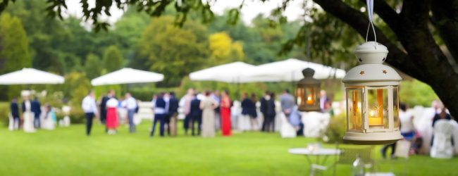 A Guide To Planning A Small Outdoor Event