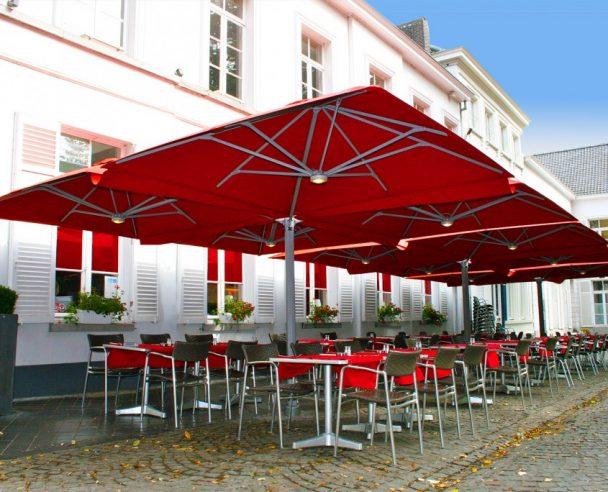 Designing An Al Fresco Dining Area In A Restaurant