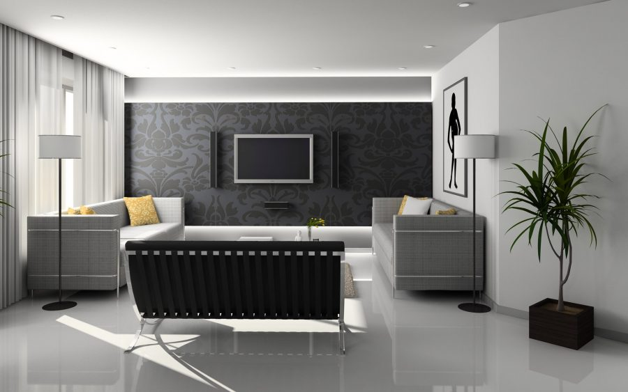 Modern Home Makeover: 4 Updates You Can Make For A More Modern Look
