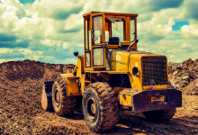 Grinding Gears: 5 Tips To Care For Your Company's Heavy Construction Equipment