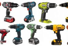 3 Different Types Of Cordless Power Drills
