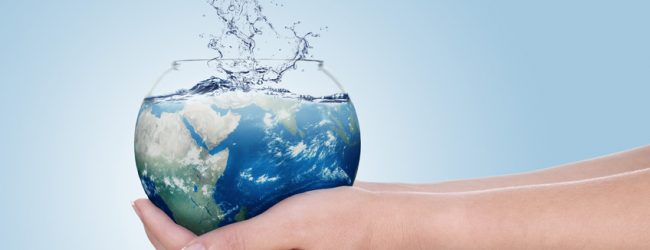 Water-Savings Strategies in a Workplace