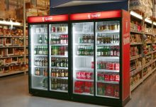Features of High-Quality Upright Display Fridge